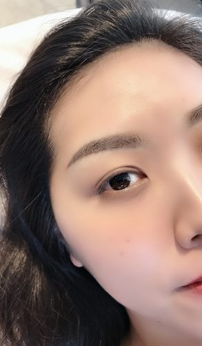 【台中紋眉】擺脫壞眉糾纏~~Double Q極緻美學紋眉推薦!高品質的服務→飄眉/霧眉的最佳選擇!