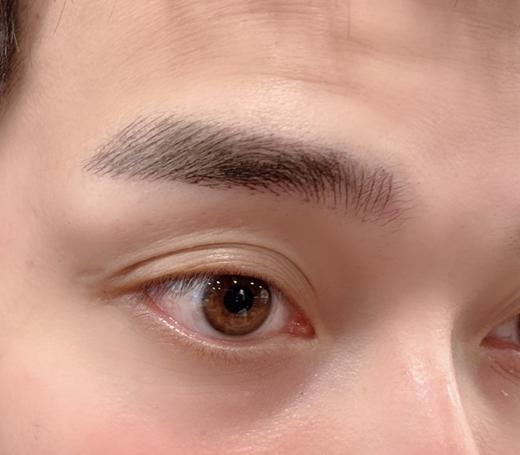 台中男生紋眉