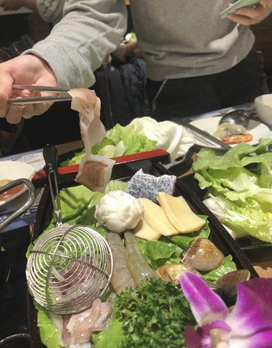 一中街涮涮鍋