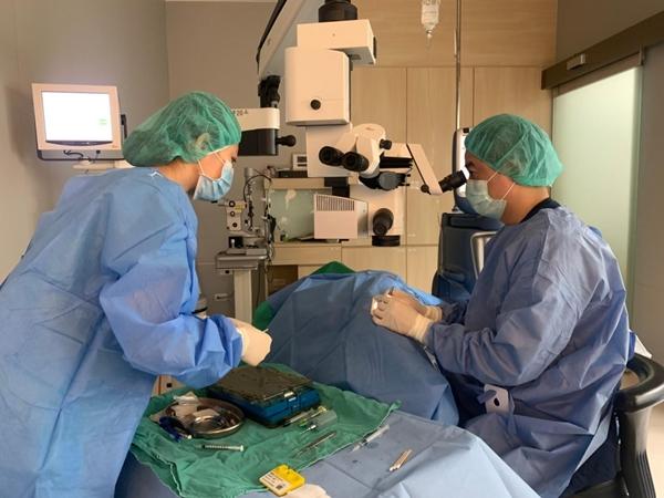 新竹白內障手術醫師