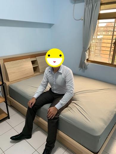 《台北床墊》解決我的過敏問題 防潮抗蟎 給你最好的深層睡眠 新北最推薦的床墊工廠.