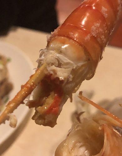 【新竹美食】適合家庭、公司聚餐的好地方!竹北活蝦餐廳~海鮮新鮮,環境乾淨!帶著小孩也能吃的飽玩的開心!