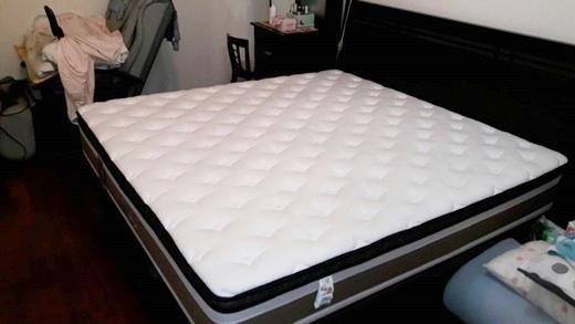 讓我欲罷不能的【五股床墊】恰到好處的舒適→連PTT都超級推薦的乳膠、獨立筒床墊!